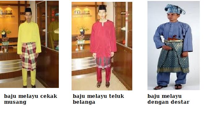 Sejarah Busana Tradisi Lelaki Melayu - KELAB MELAYU NSDK